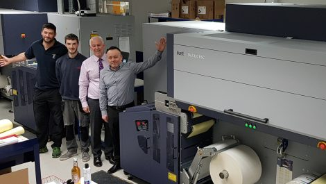 LabMak doubles up on high-speed Durst technology