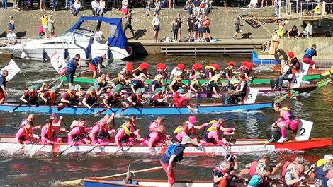 ABG Dragon Boat Race