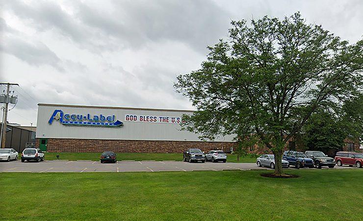 Accu-Label office, Fort Wayne, Indiana