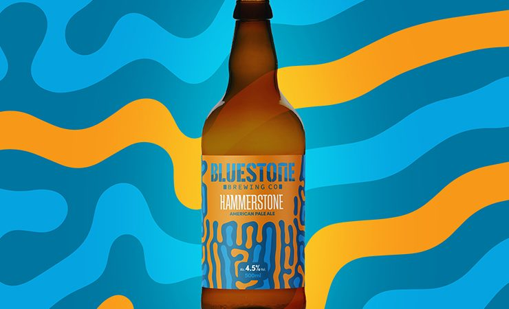 Bluestone Hammerstone Bristol Labels