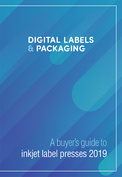 A buyer's guide to inkjet label presses 2019
