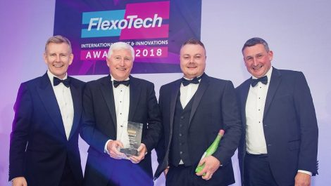 CS Labels FlexoTech Awards 2018