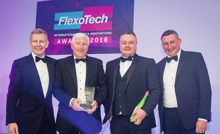 CS Labels FlexoTech Awards 2018
