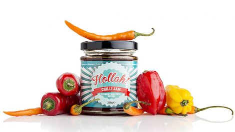 JH Label Solutions, chilli jam