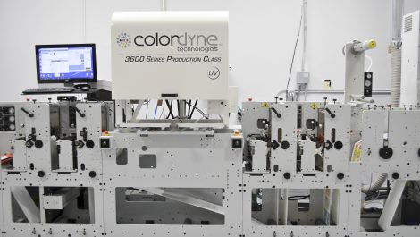 Colordyne 3600 Series UV - Retrofit