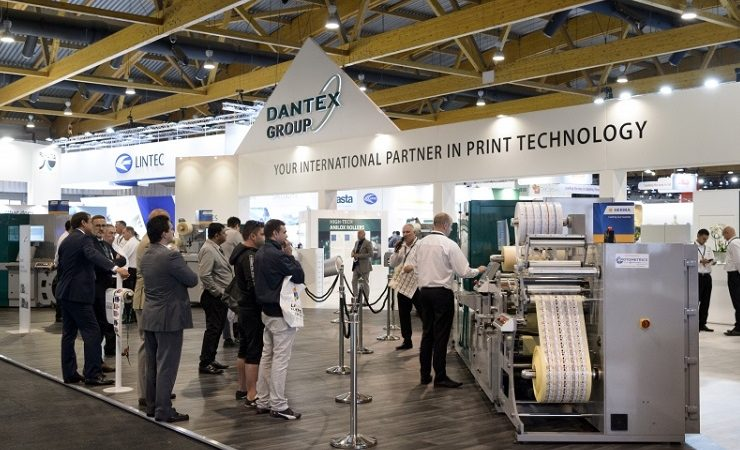 Dantex Labelexpo Europe 2019