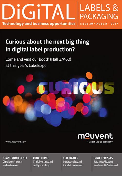 Digital Labels & Packaging August 2017