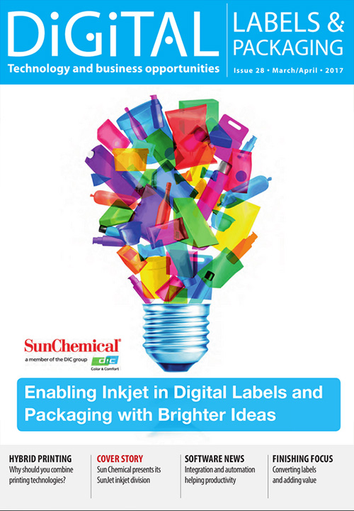 Digital Labels & Packaging March/April 2017