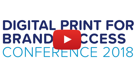 Digital Print for Brand Success Conference 2018