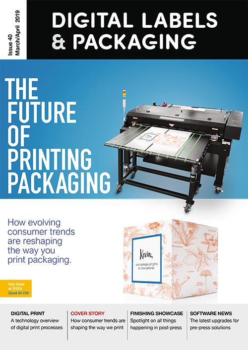 Digital Labels & Packaging - March/April 2019