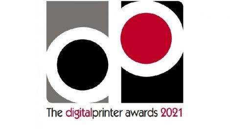 Digital Printer Awards 2021 logo