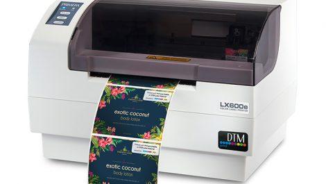 DTM Print LX600e