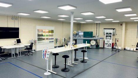 Dantex demonstration facility