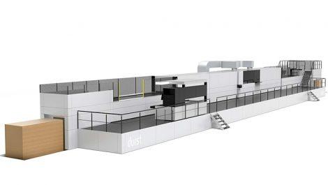 Koenig & Bauer Durst Delta SPC130 FlexLine Automatic