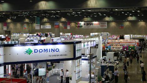 Domino stand, K-Print 2018