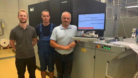 LabelPrint OÜ installs Durst Tau RSCi