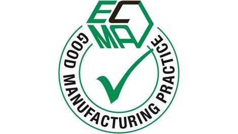 ECMA GMP logo