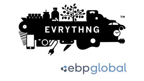 EVRYTHNG ebp Global partnership