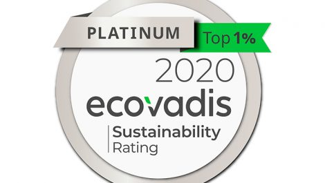 EcoVadis Platinum medal_rs
