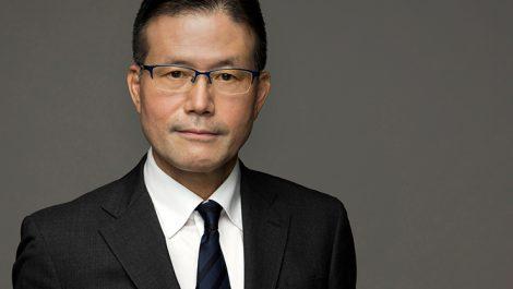 Epson Europe president Yoshiro Nagafusa