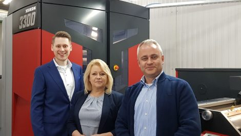 Polish printer upgrades to Xeikon 3300