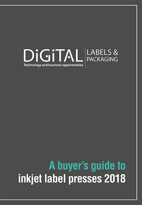 A buyer's guide to inkjet label presses 2018