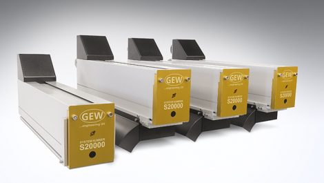 GEW installs 20,000th UV curing system