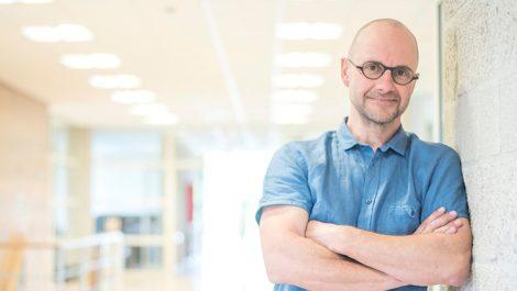 Cerm managing director Geert Van Damme