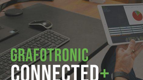 Grafotronic Connected+ app