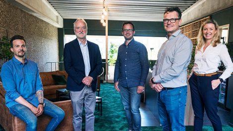 The HBO Nova leadership team