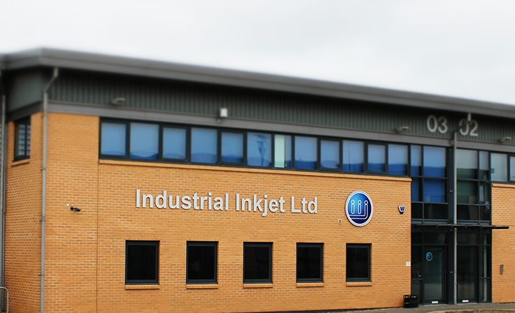 IIJ building in 2020