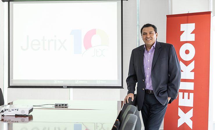 Xeikon names Jetrix as dealer in Mexico
