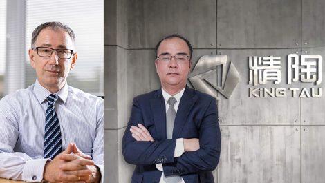 King Tau Xaar inkjet digital printing tie-up