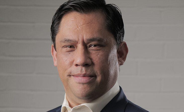 Kongsberg PCS president Stuart Fox