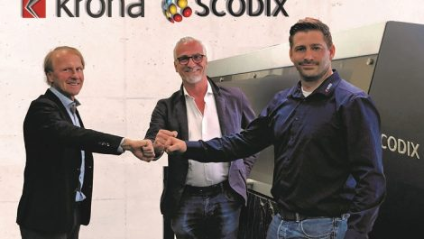 Kroha Druck in world first with Scodix installations