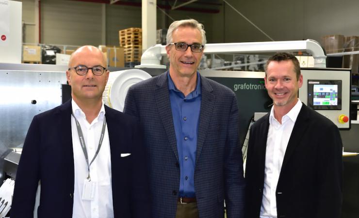 Grafotronic and LasX strategic partnership