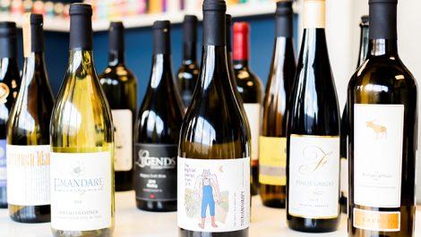 Lorpon Labels wine labels application