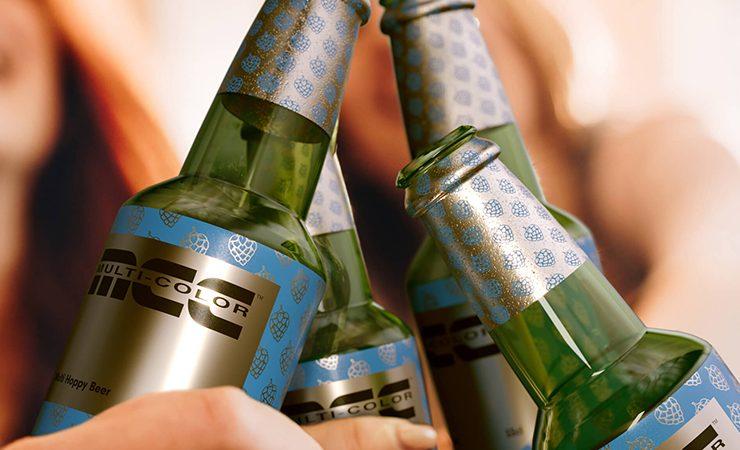 MMC beer bottles