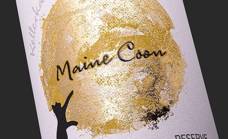 Marzek Etiketten Maine Coon