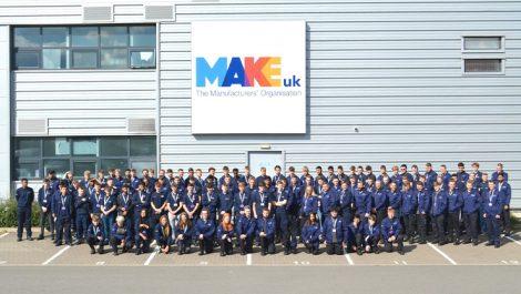 Make UK apprenticeship intake 2021