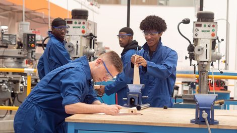 Make UK apprenticeship surge