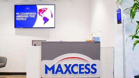 New Maxcess global HQ