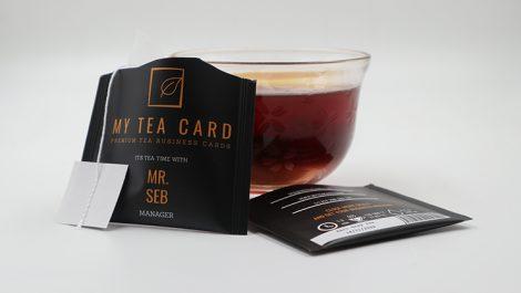 My Tea Card, SITI