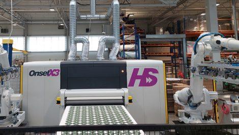 Onset X3 HS at Bluejet