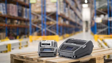 Sat PV series mobile printers