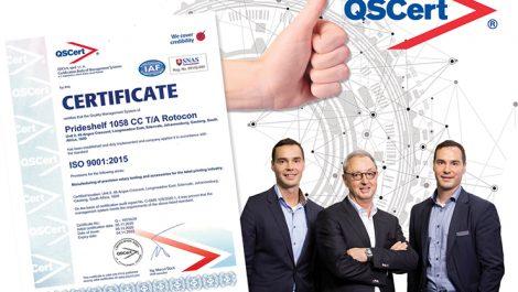Rotocon ISO 9001