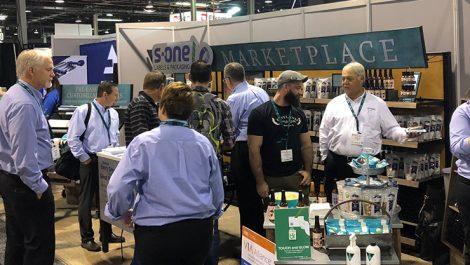 S-OneLP at Labelexpo Americas 2018