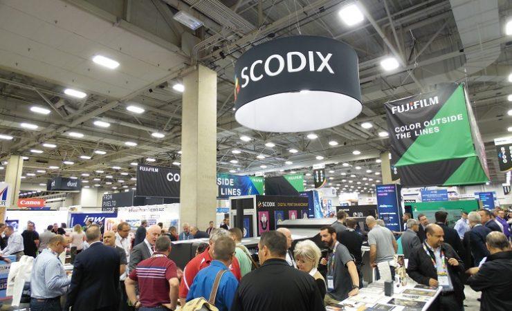 Scodix @ Printing United