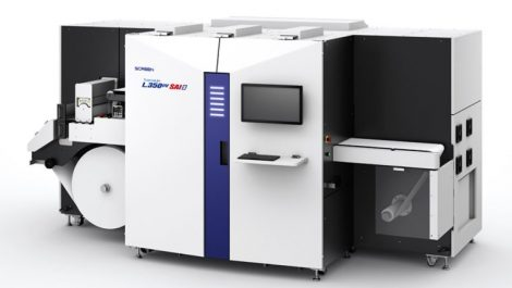 Screen adds latest Truepress Jet L350UV