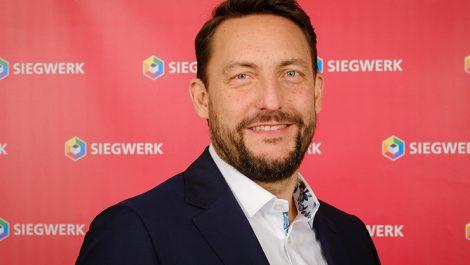 Siegwerk CEO Nicolas Wiedmann
